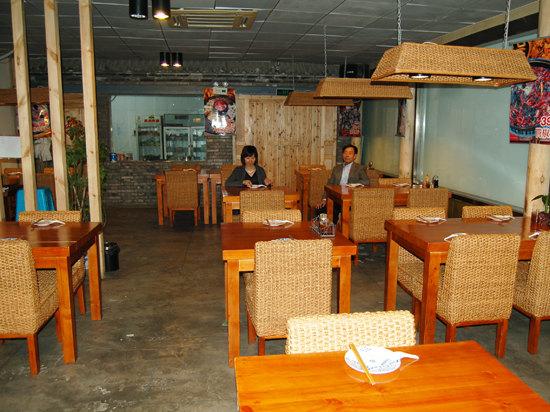 云南风味餐厅