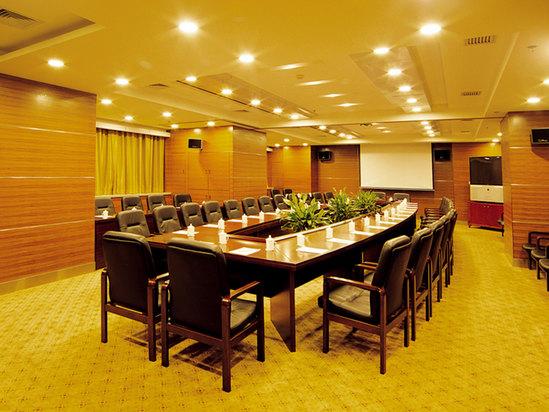 华山厅会议室