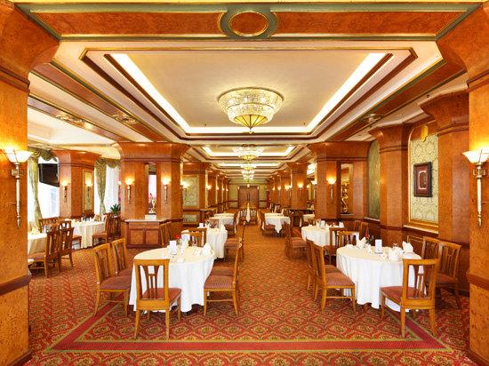 二楼中餐厅