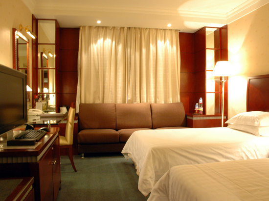 豪華雙床房