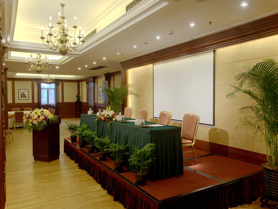 会议室meeting hall5