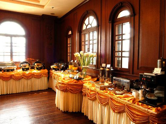 早餐罗马厅Rome hall1
