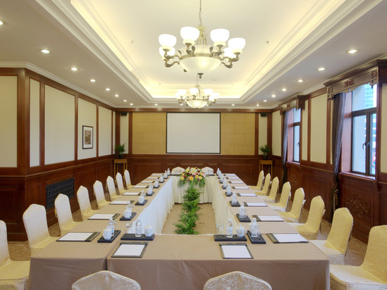会议室meeting hall4