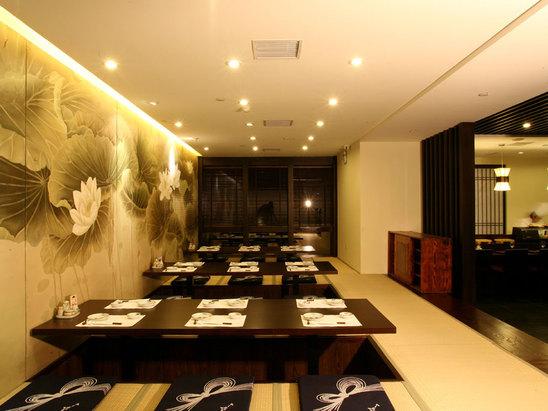 日本柔和料理餐厅