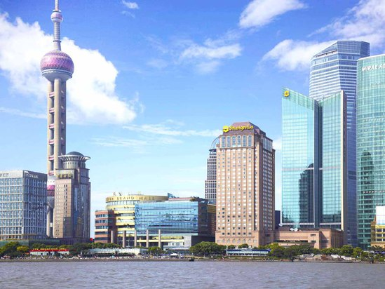 Pudong Shangri La East Shanghai Booking China Hotels Reservation Holiday