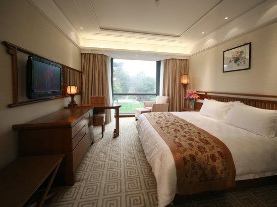 景觀大床房