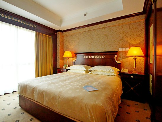 Business City View King-Bed Suite