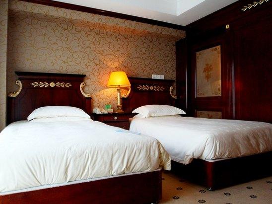 商務城景雙床套房