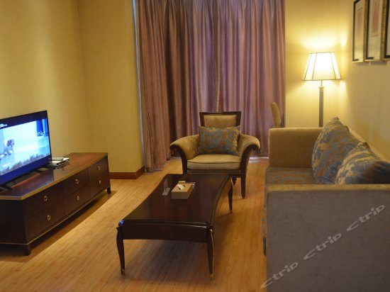 Deluxe Executive  Queen  Suite