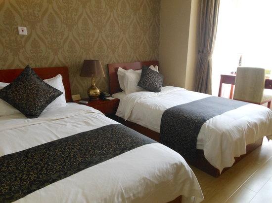高级双床套房