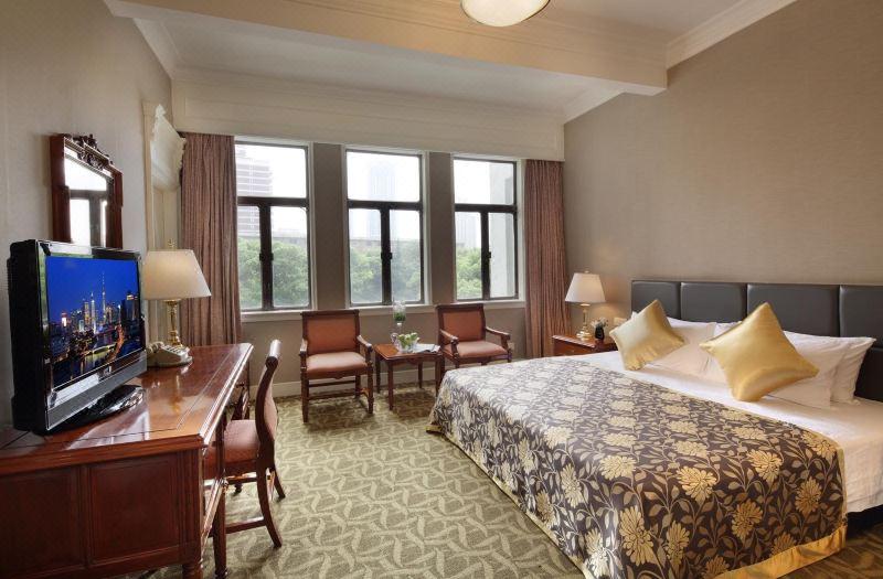 豪華景觀大床房