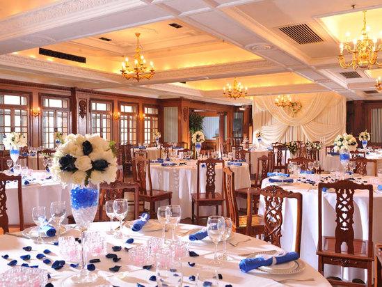 哥伦布厅-婚礼