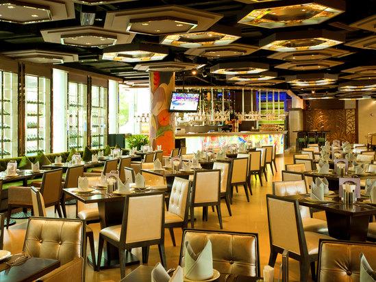 翠玲珑餐厅全景