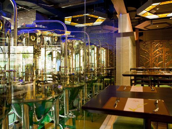 翠玲珑餐厅(自酿啤酒桶)
