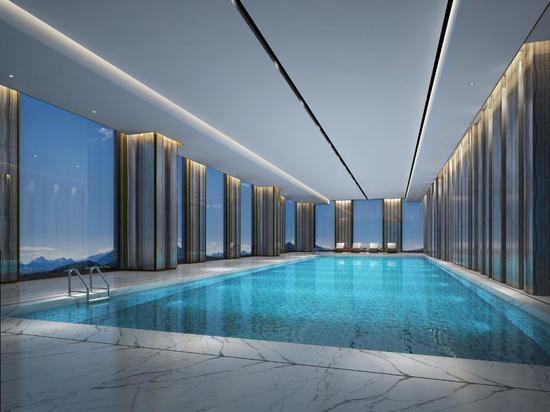 室內游泳池1