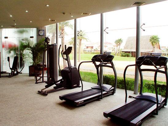 康樂-健身房