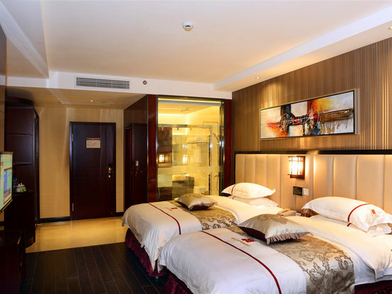 Deluxe Twin-bed Room
