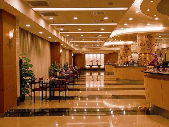 二楼宴会厅咖啡吧