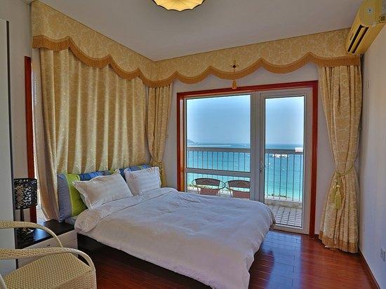 2房2厅家庭海景鸢尾套房