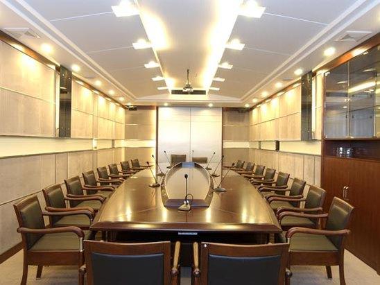 智能化会议厅