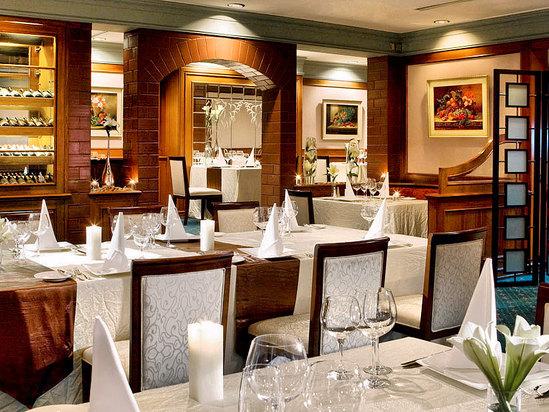盘山西餐厅