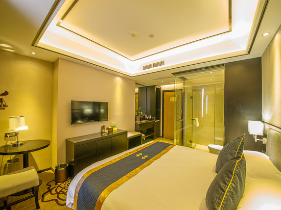 Jiangnan Pearl Boutique Hotel Booking China Shangrao Hotels Reservation Holiday