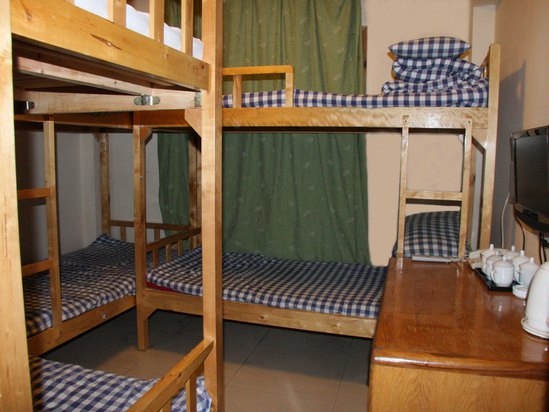 Multy-people Room with one batheroom