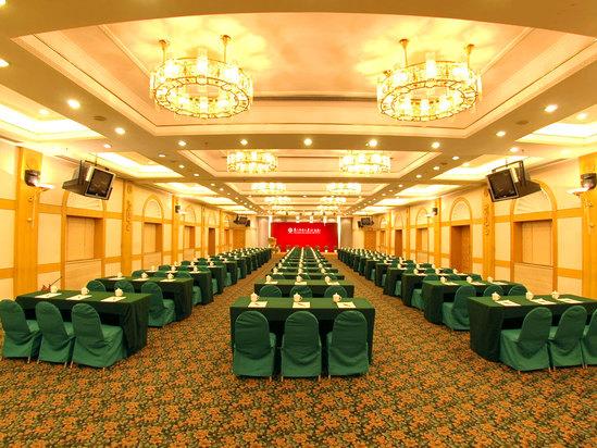 萬壽宮會議廳