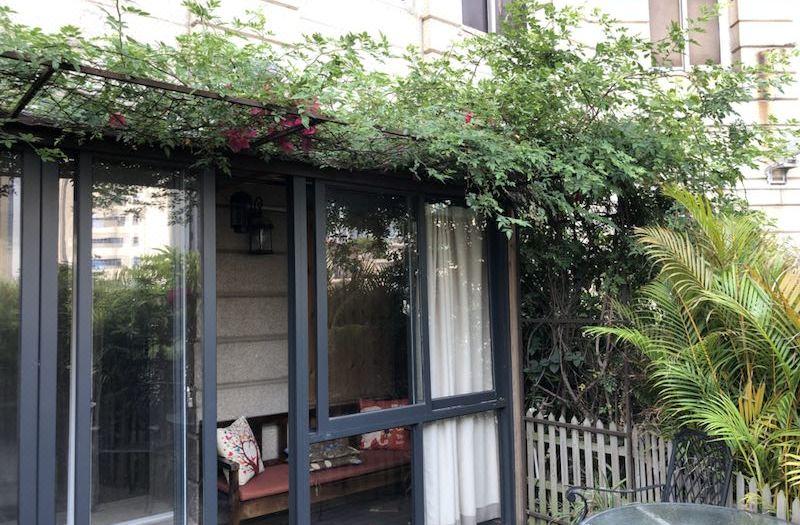 花園家庭房