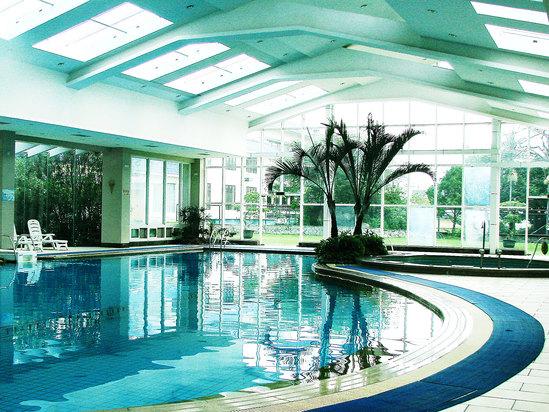 水疗游泳馆