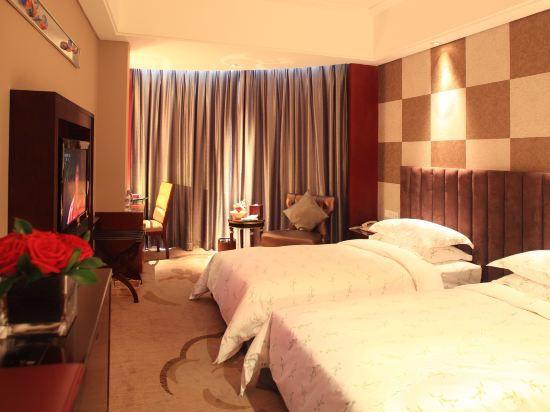 A座标准双床房
