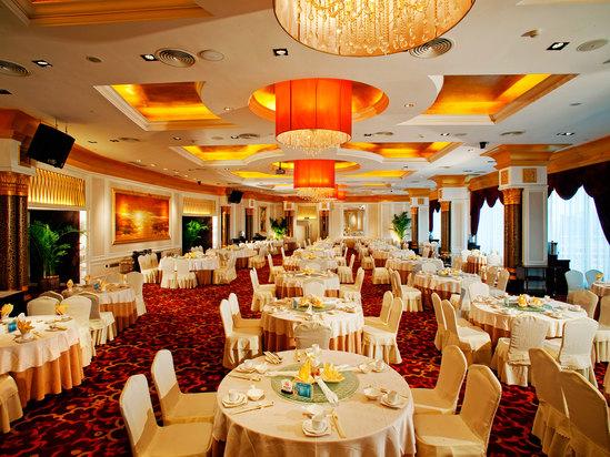 汉宫中餐大厅