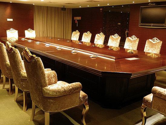 五楼会议室