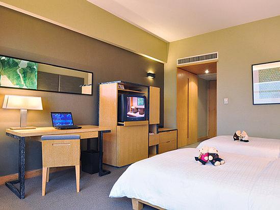 標準雙床客房