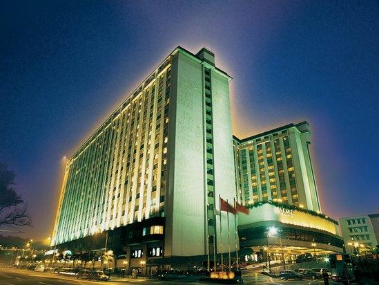 China Hotel Exterior Photo