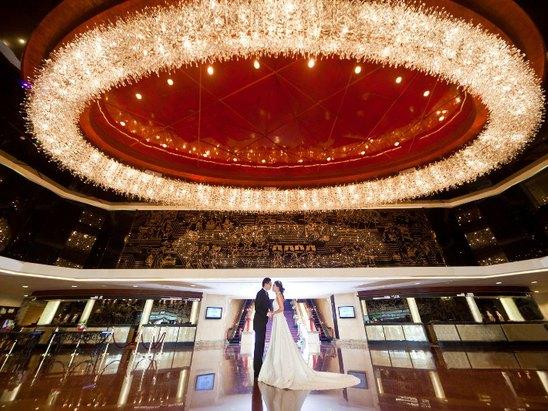 China Hotel Lobby