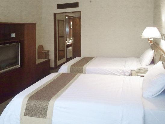 高級商務雙床房