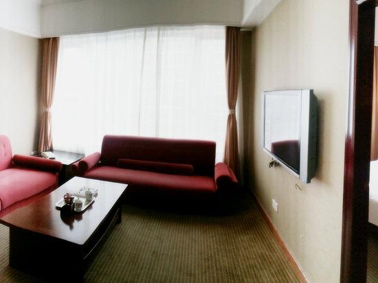 商務套大床房