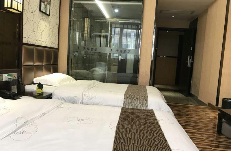 雅致雙床房