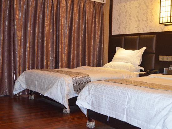 風情雙床房