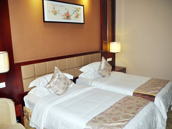 Chinese Double Room