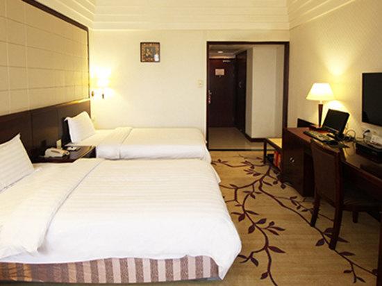 貴賓城景雙床房