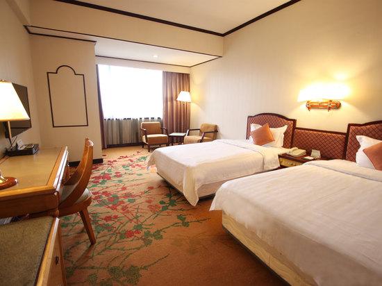 標準江景雙床房
