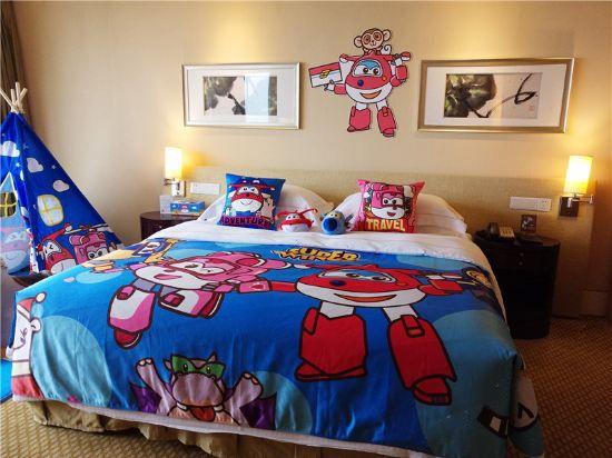 超級飛俠·酷芽海景大床房