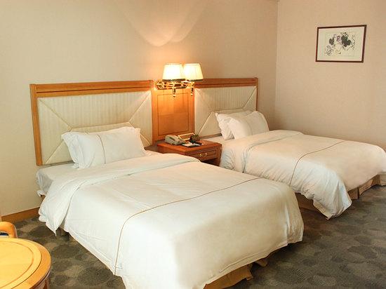标准双床房
