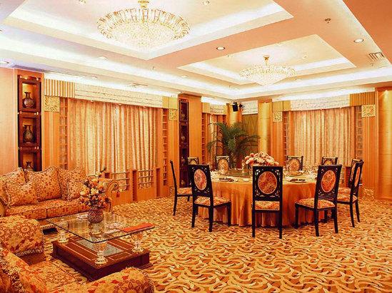 豪庭食府VIP房