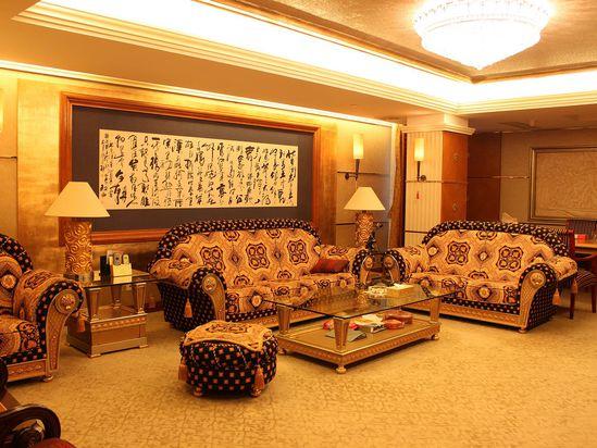總統套房客廳