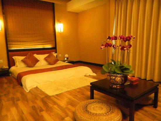 日式豪華大床房