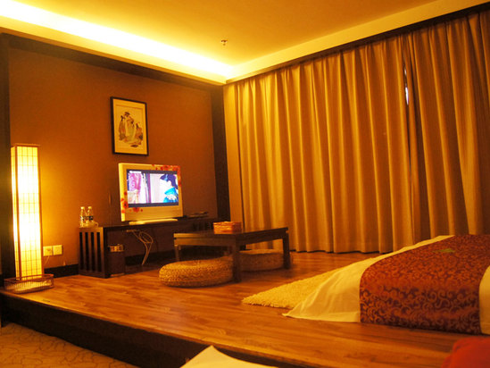 日式高級大床房