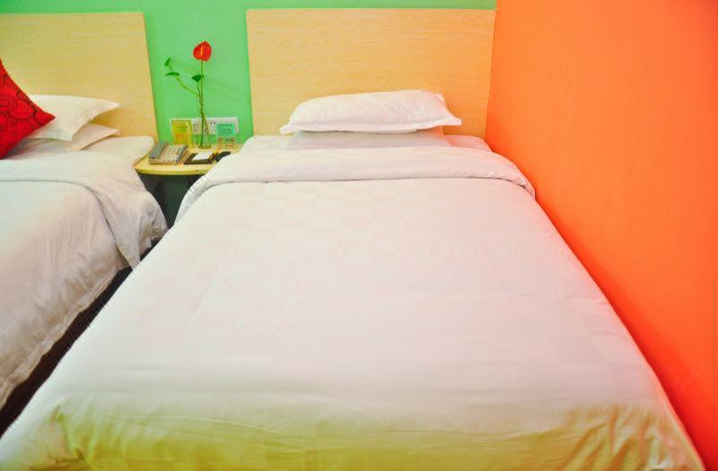 豪華三床房
